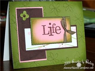 """""""Live Life"""" Triple Challenge (CC189, SC199, WT189)"""