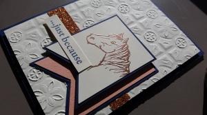 DancesWithHooves Paper Design Stampin Up Let It Ride