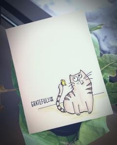 Grateful for Friends - Dances With Hooves Paper Design