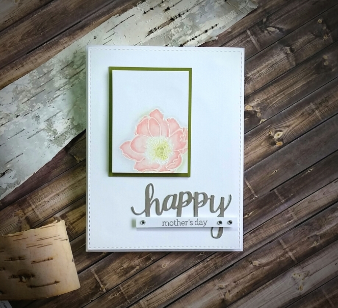 Dances With Hooves Paper Design Mother's Day 2019